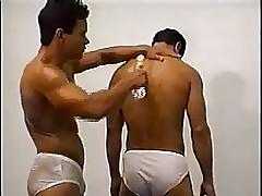 Wrestling porn clips - hot gay porn